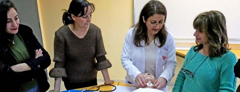 Workshop on Tracheostomy Management