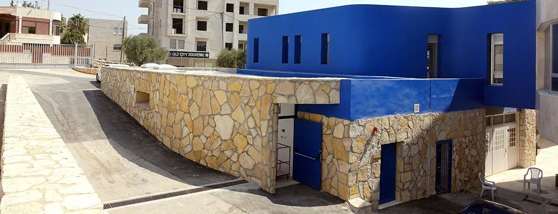 Medical Waste Building
