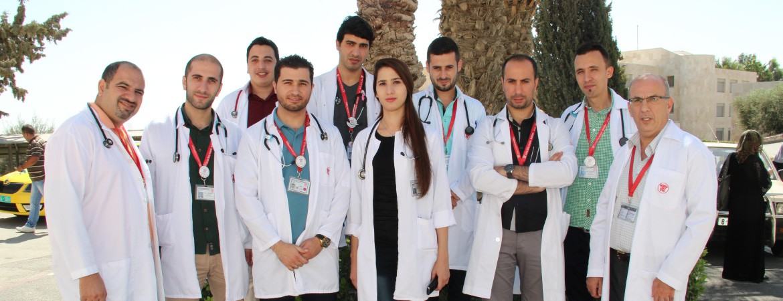 برنامج الطبيب المقيم