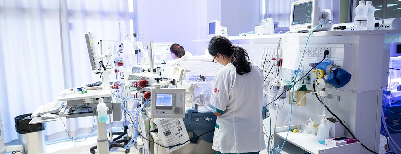 Neonatal Ward
