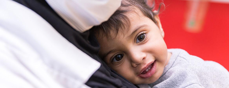 التقرير السنوي لعام 2020 لمستشفى كاريتاس للأطفال