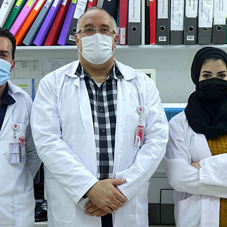 مستشفى كاريتاس للأطفال يستكمل دراسة رائدة حول وباء فيروس الروتا