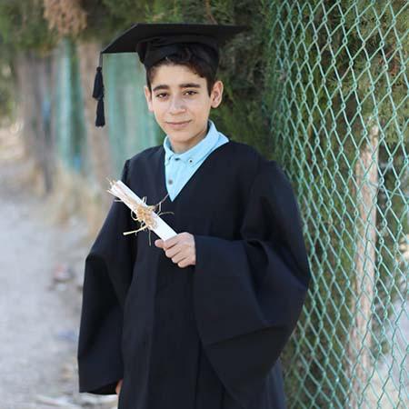 علاء الجعبري: الإرادة تحقق المستحيل