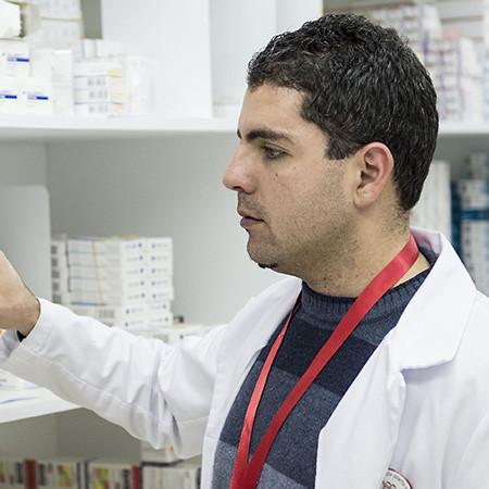 ترشيد استهلاك المضادات الحيوية