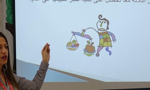 الممارسات الغذائية المناسبة لمكافحة بدانة الأطفال