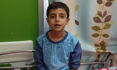 Patient Story: Amro Darabee'