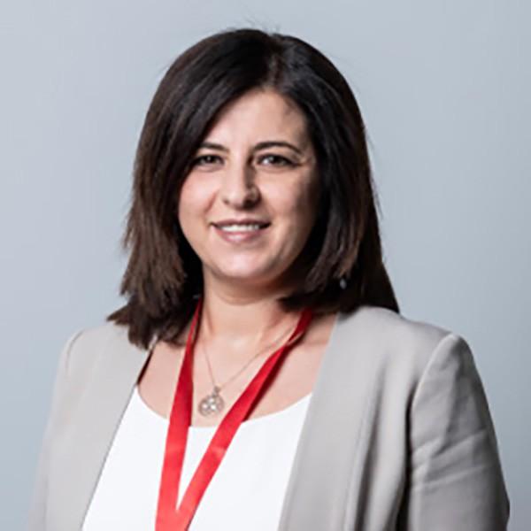 Mrs. Christine Hazboun Saca